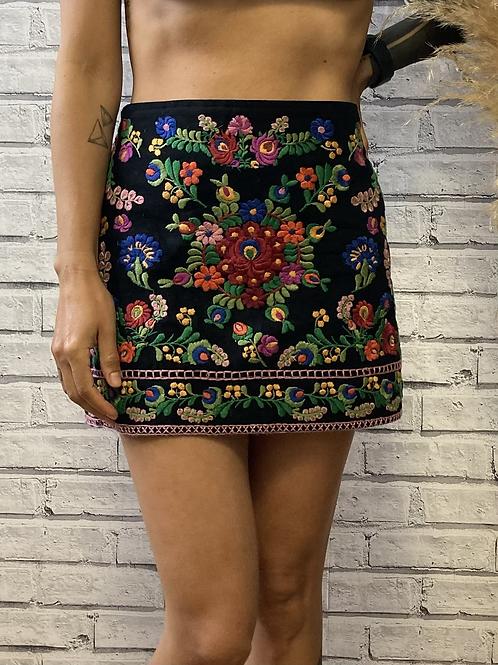 Full Floral Skirt