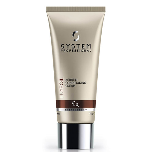 Luxe Oil Keratin Conditioner 200ml