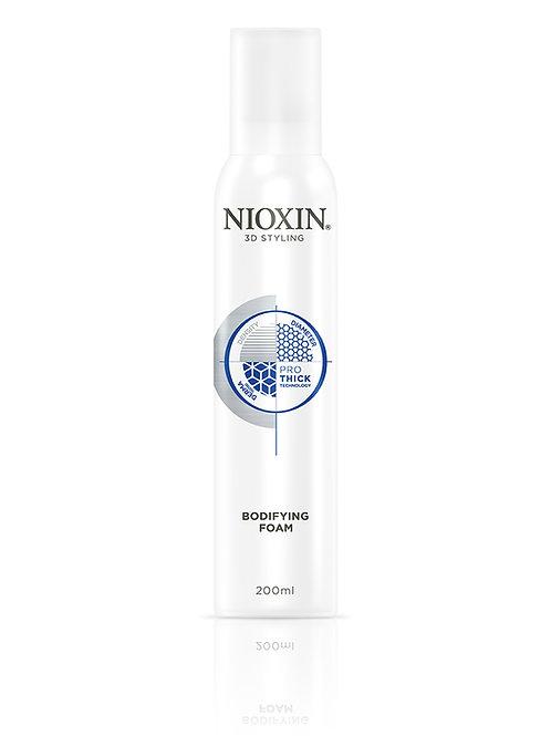 Nioxin Bodyifying Foam 200ml