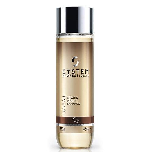 Luxe Oil Keratin Protect Shampoo 250ml
