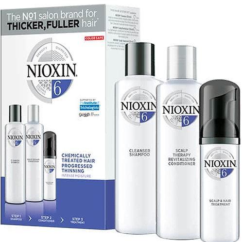 Nioxin system 6 Trial Kit
