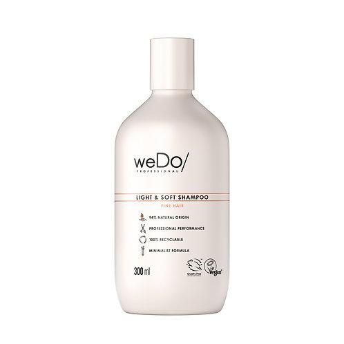 Light & Soft Shampoo 300ml