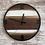 Thumbnail: Black walnut live edge and Epoxy Clock