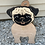 Thumbnail: Pug Flower Planter