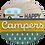 Thumbnail: Happy Campers Door Hanger