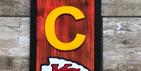 Chiefs Welcome Sign