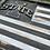 Thumbnail: Vintage Black and White Flag | ANY team/design