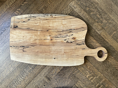 Spalted Maple Cutting Board | Engrave for FREE