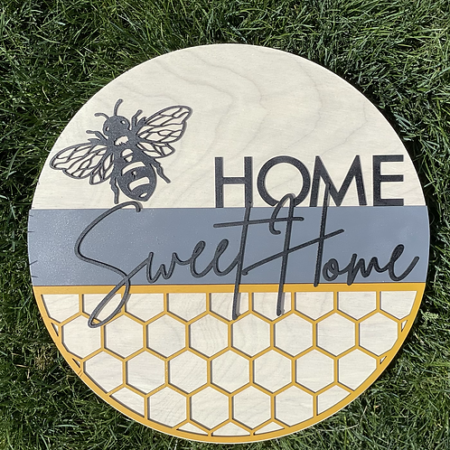 Home Sweet Home Bumblebee