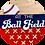 Thumbnail: At the Ballfield Door Hanger