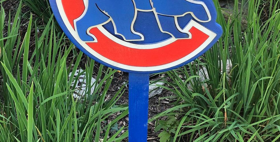 Cubs Door Hanger/Yard Sign