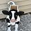 Thumbnail: Cow Flower Planter