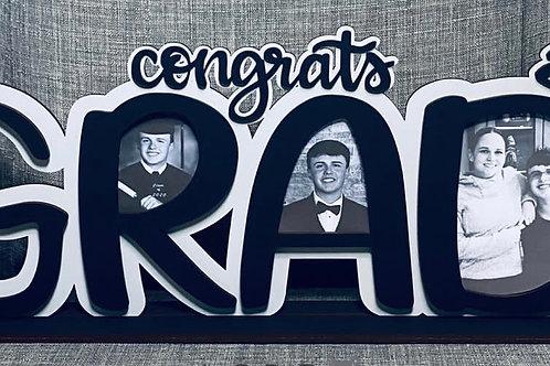 Personalized 2021 Graduation Frame