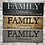 Thumbnail: Family Celebrations Calendar | Ready to hang | Customize Yours