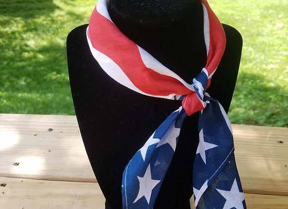 Gettin' All Dolled Up Signature Bandana Chokers (more colors available)