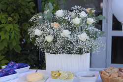 Décoration table du cocktail