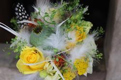 Bouquet de mariée original !