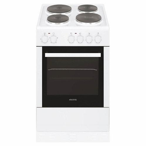 ELECTRIQ EQEC50W1 Cooker White
