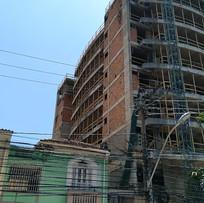Vista fachada Lateral