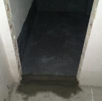 Impermeabilização 1º pavimento
