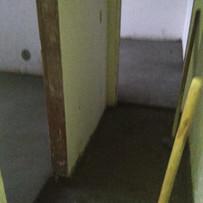 Execução de contrapiso 3º pavimento tipo