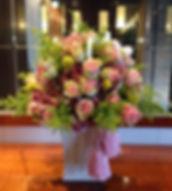 千代田区 お花