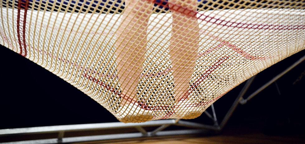 Trampoline bouncing