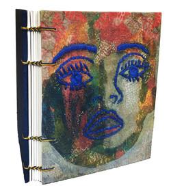 Nayyara Embroidered Coptic Journal