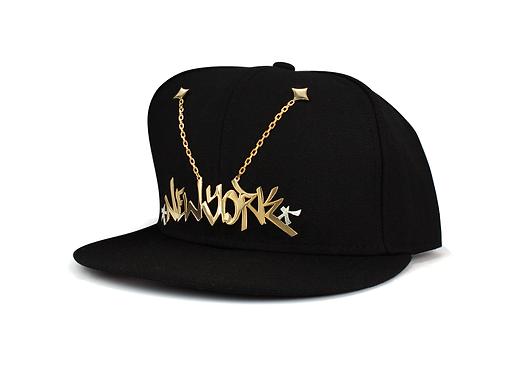 New York Hat Pendant