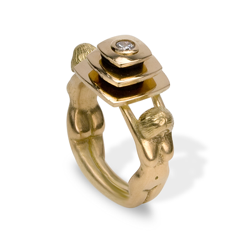 Deco: The Art of Liberation Ring
