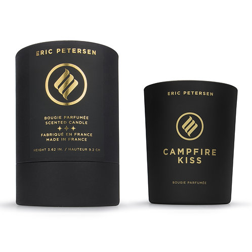 Campfire Kiss Scented Candle