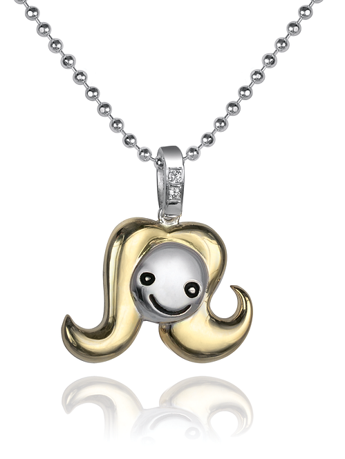Serena's Teen Girl Squad 'So and So' Pendant