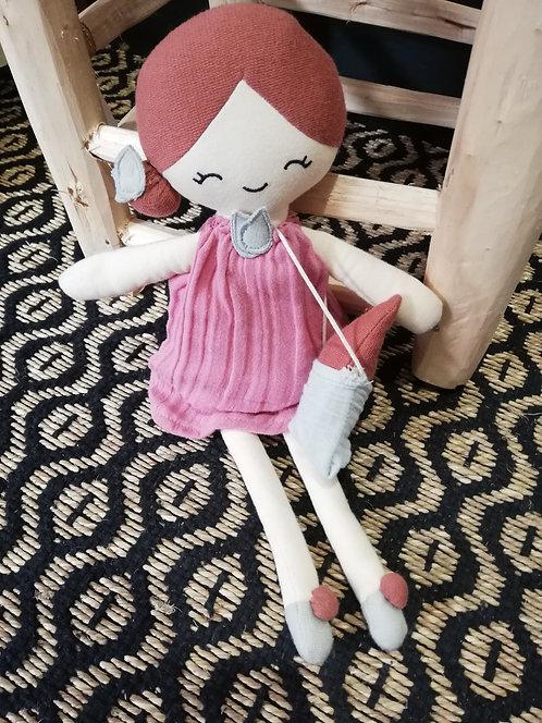 FABELAB - Grande poupée de chiffon