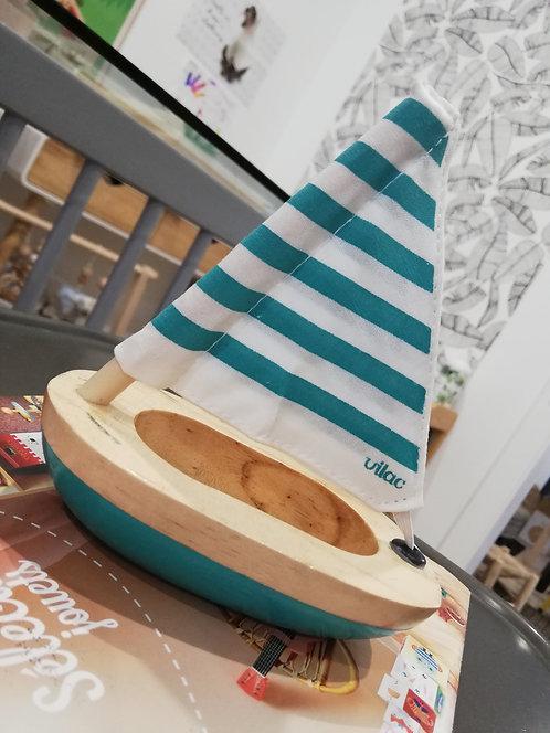 VILAC - Bateau bois pour le bain