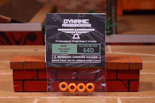 Dynamic Wheels Orange