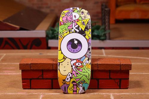 "DKfb Boxey ""Eye"" 34mm"