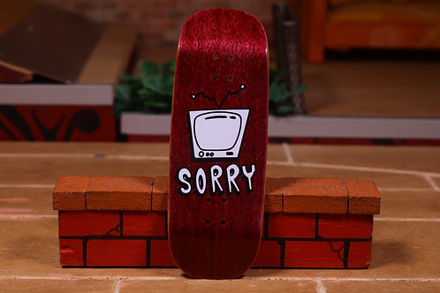 "Sorry ""TV"" Shawty SF1 34mm"