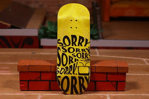 """Sorry """"Social Distance"""" Pops SF2 34mm"""