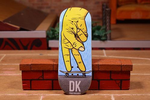 """DKfb Popsicle """"Fingerskater"""" 33.5mm"""