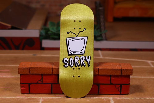 """Sorry """"TV"""" Pops SF2 34mm"""