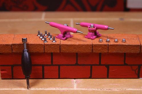 TNP Trucks Pink 34mm