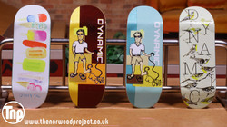 Dynamic Fingerboards 34mm