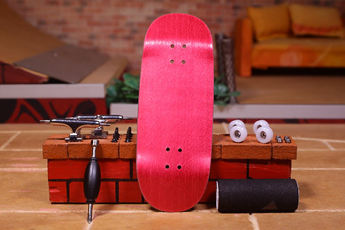 TNPxDKfb Complete O Shape Red 34mm