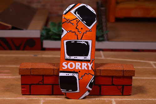 """Sorry """"TV Party""""  Pops SF1 34mm"""