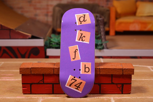 """DKfb Popsicle """"DKFB 74"""" 35mm"""