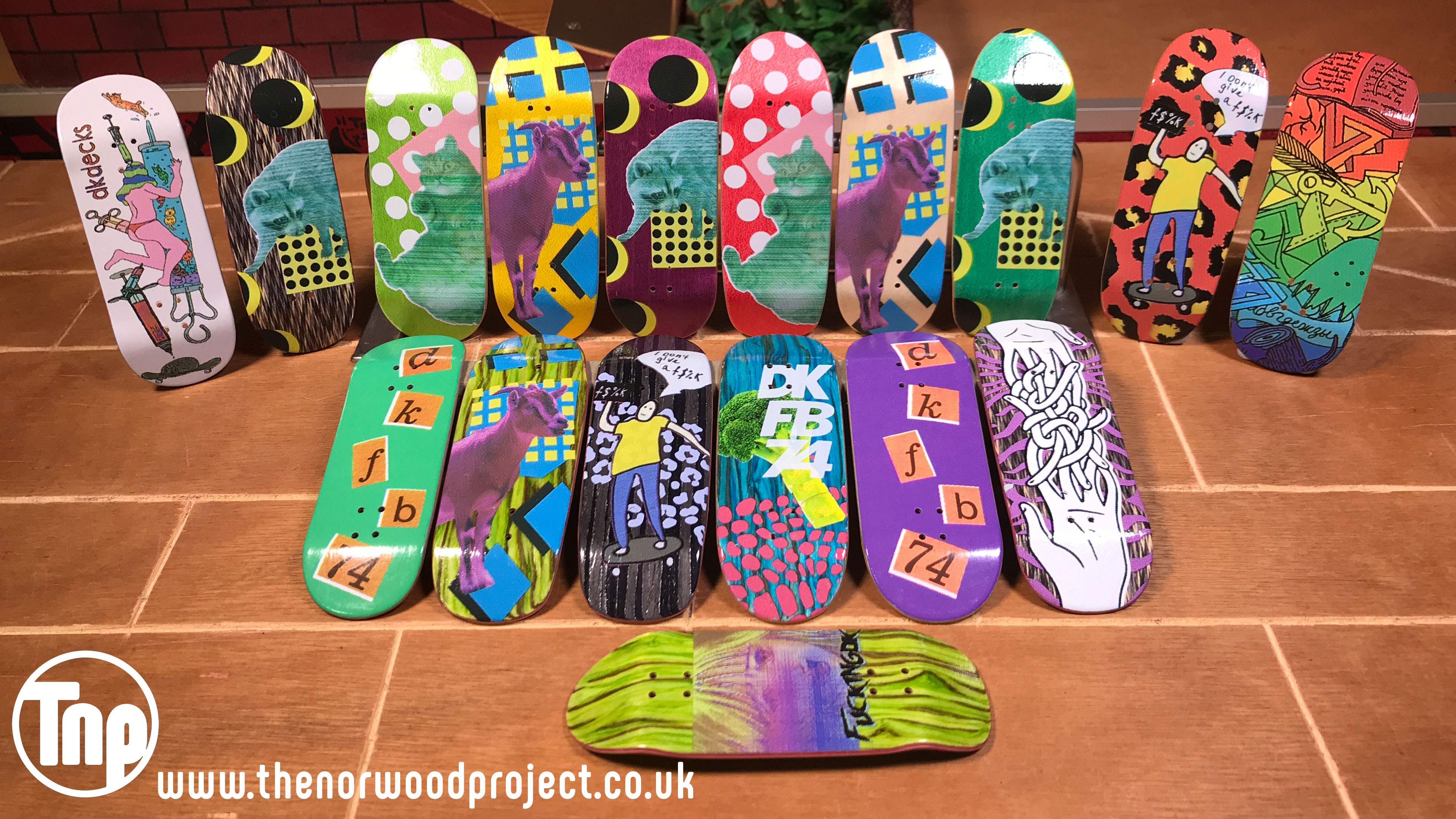 DK Fingerboards