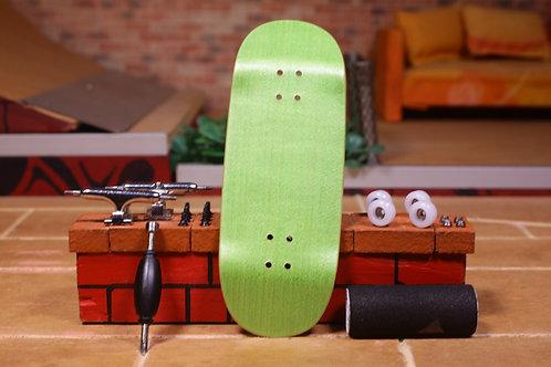 TNPxDKfb Complete O Shape Green 34mm