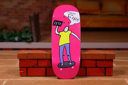 """DKfb Street Shape """"Skater"""" 35mm"""