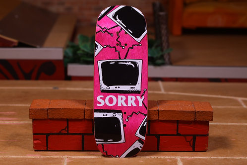"""Sorry """"TV Party"""" Shawty SF1 34mm"""