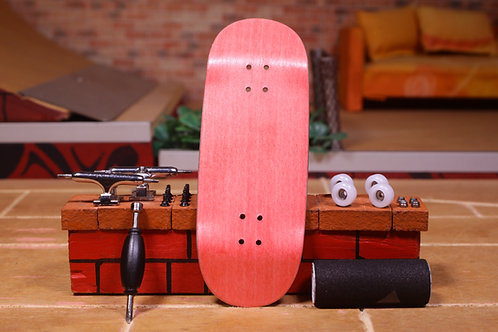 TNPxDKfb Complete O Shape Pink 34mm
